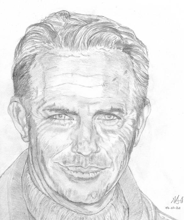 Kevin Costner by ABO